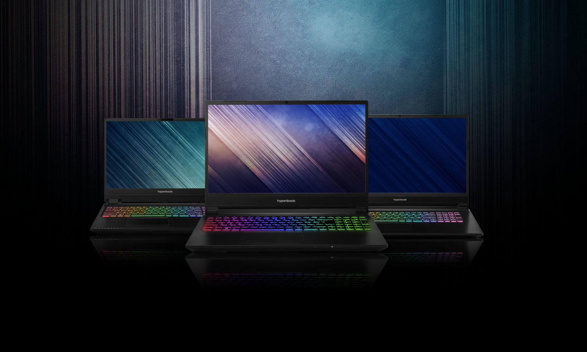 Clevo - laptopy konfigurowalne